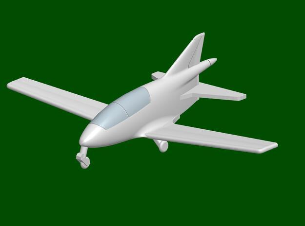 Bede BD-5B MICRO, scale 1/200