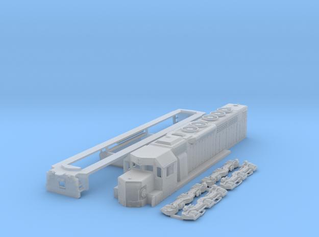 N Scale SDP40