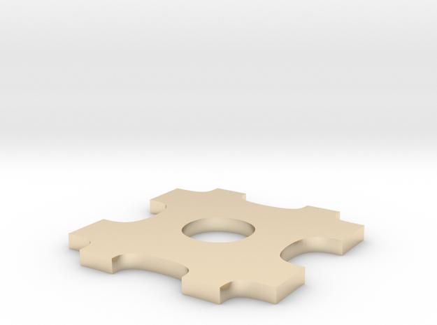 Puzzle Piece Necklace