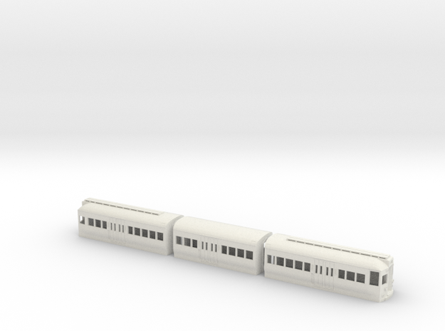 CTA 5000 Series in White Natural Versatile Plastic