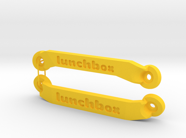 CW01 Chassis Braces - Lunchbox