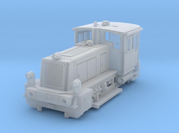Köf III - BR312 (Z,1:220) 3d printed