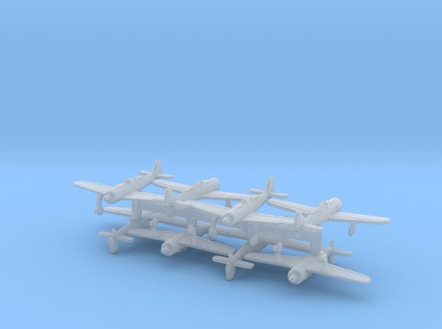 1/700 Fw 190 w/Gear x8 (FUD)