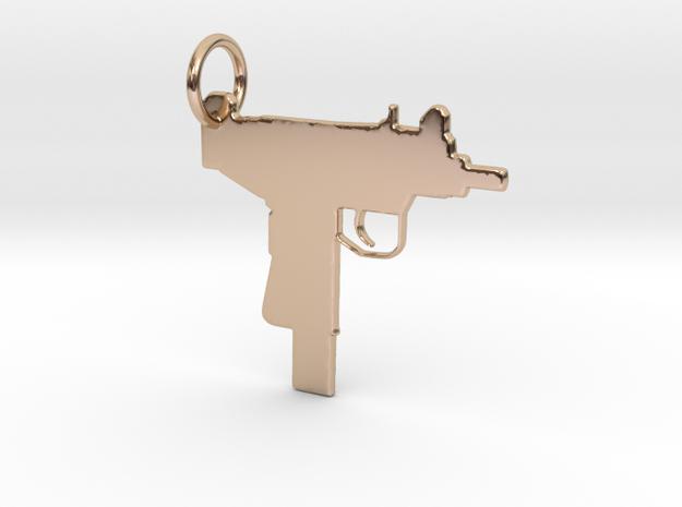 UZI Keychain