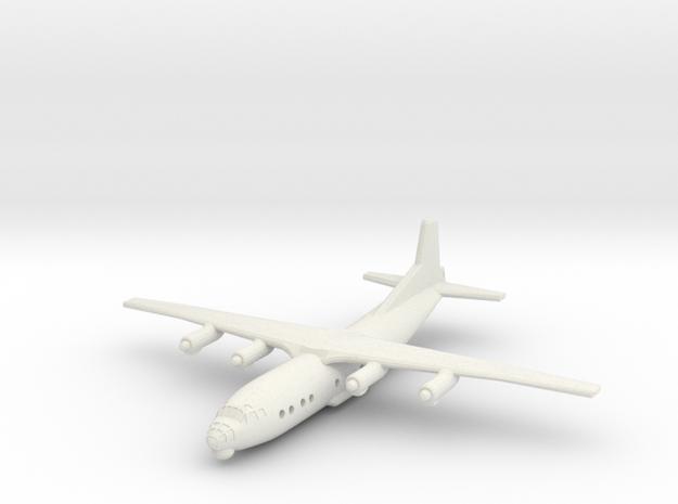 1/300 Antonov AN 12 3d printed