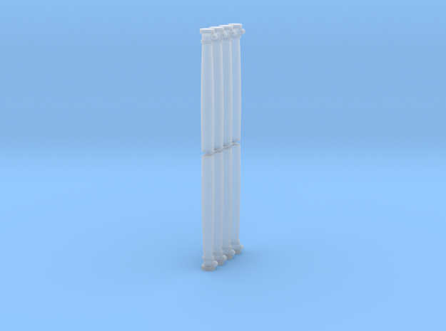 1-64 Water Tank Column in Frosted Ultra Detail