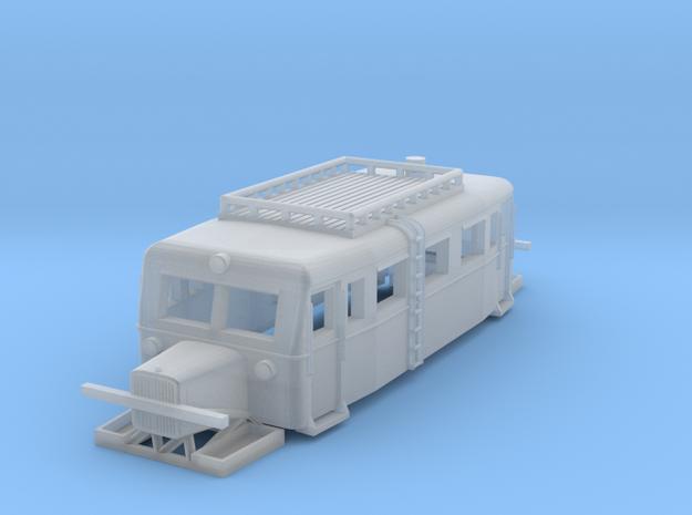 Wismarer Schienenbus-Typ C (Z,1:220) 3d printed