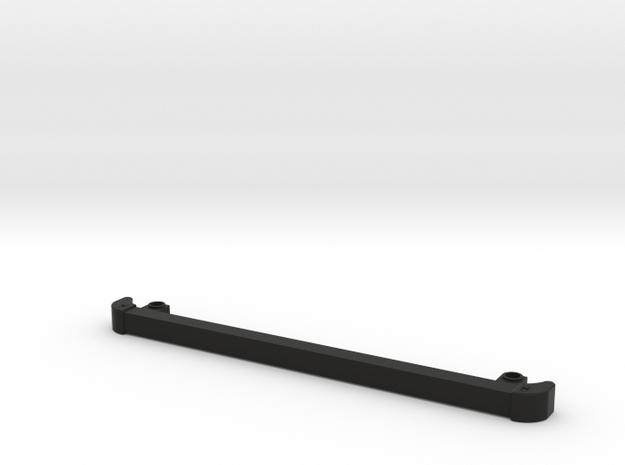 Front Bumper D90 D110 Team Raffee in Black Strong & Flexible