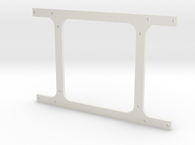 DJI S1000 Guidance Bracket - Frame in White Natural Versatile Plastic