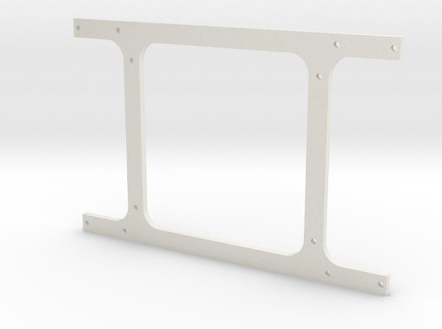 DJI S1000 Guidance Bracket - Frame in White Natural Versatile Plastic