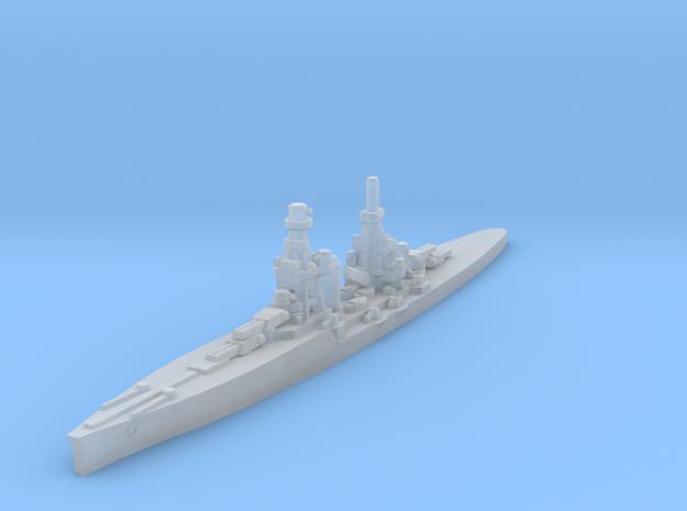Zara class heavy cruiser 1/4800 in Smooth Fine Detail Plastic