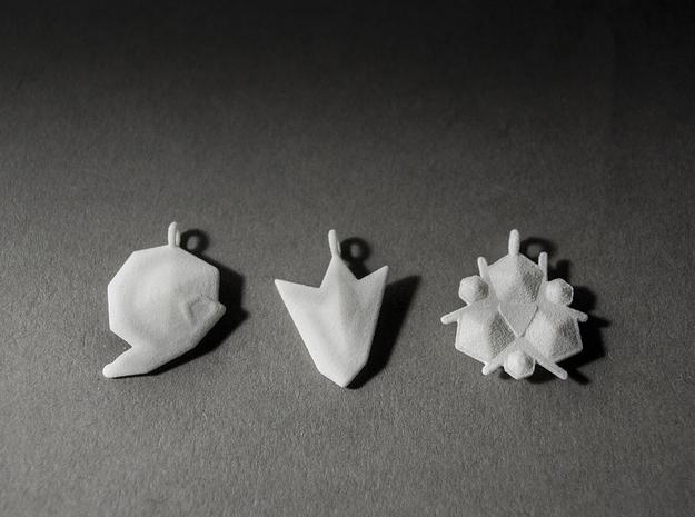 Spirit Gems Set 3d printed