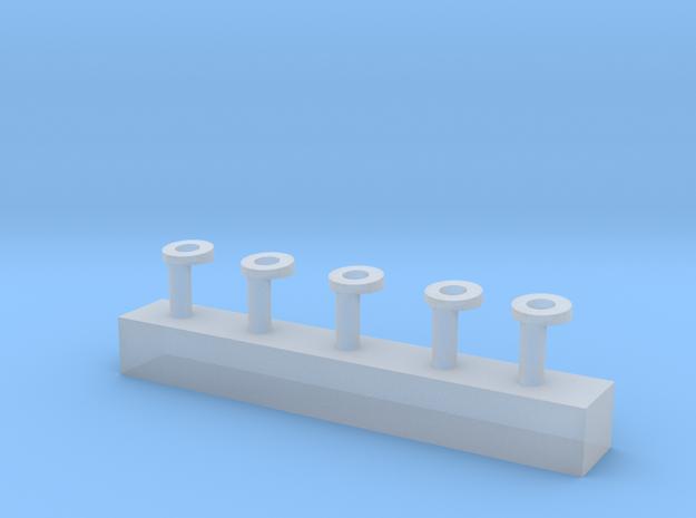 Adapterring für Rundumleuchte RKL10 1/87 in Frosted Ultra Detail