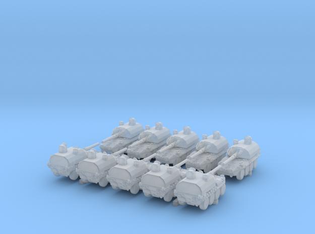 1:700 Italian B1 Draco Set 10x in Smoothest Fine Detail Plastic