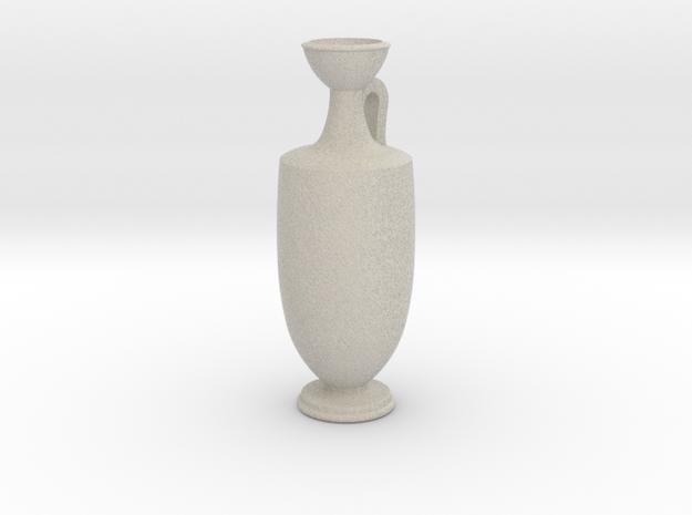 Antiquities Vessel 167 in Natural Sandstone