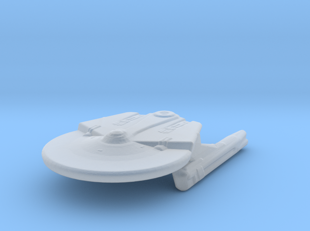 USS Lantree NCC-1837 1/15000 in Frosted Ultra Detail