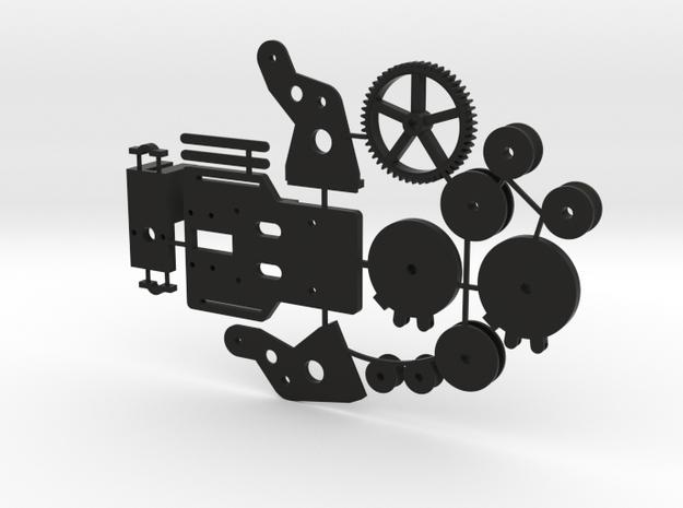 Ankerlier Printonderdelen SWB in Black Natural Versatile Plastic: 1:35
