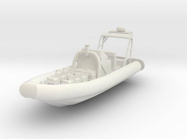 1/72 scale Armidale-class patrol boat - RHIB