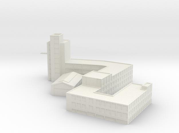 Nedinscofabriek Venlo in White Strong & Flexible