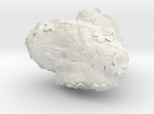 bill head sculpt in White Strong & Flexible