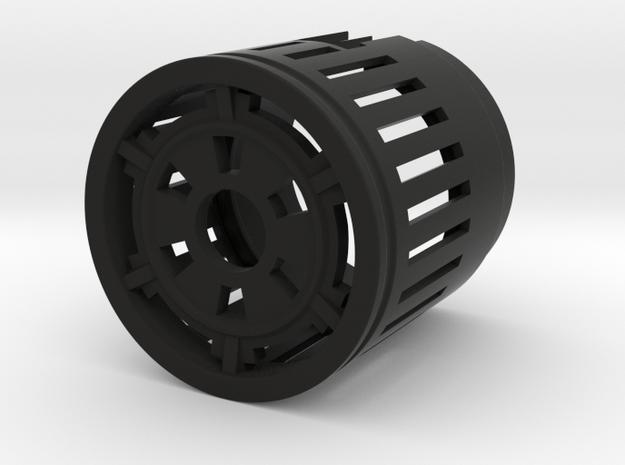 Master replicas/Hasbro Pommel Insert speaker holde in Black Strong & Flexible