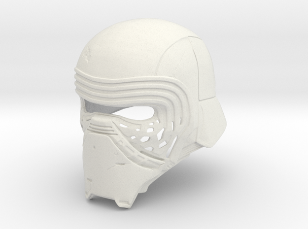 Kylo Ren Helmet (damaged)