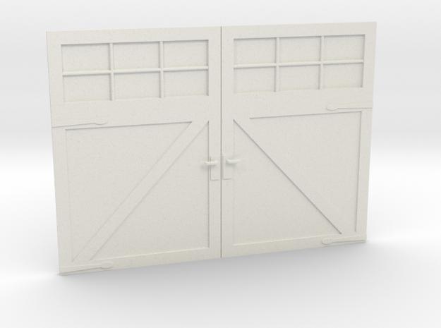 1:24 Scale Settlers Garage Door
