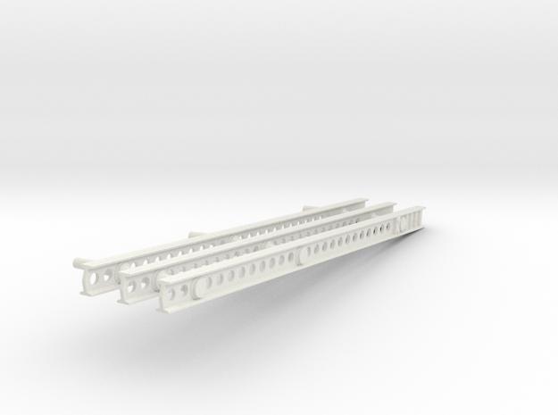 Katyusha Short Left Rails 1:35 scale