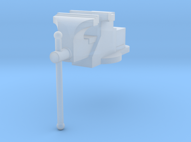 Vise 1/32 in Smooth Fine Detail Plastic
