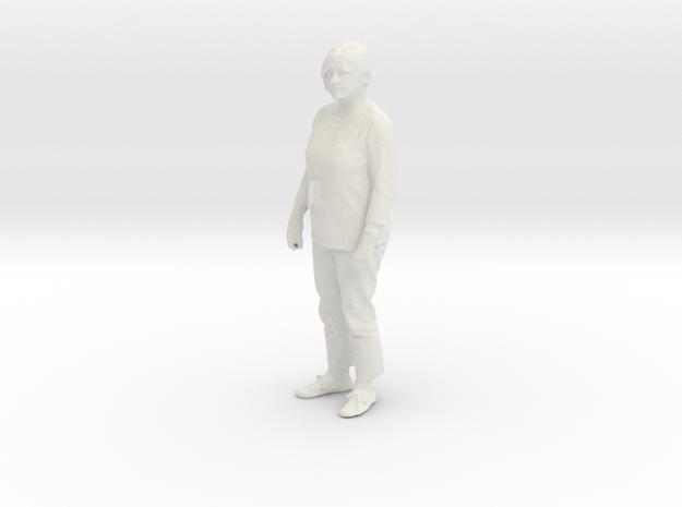 Printle C Femme 084 - 1/24 - wob in White Natural Versatile Plastic