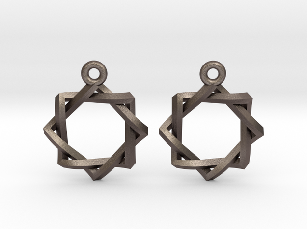 Penrose Square Melchizedek Earrings