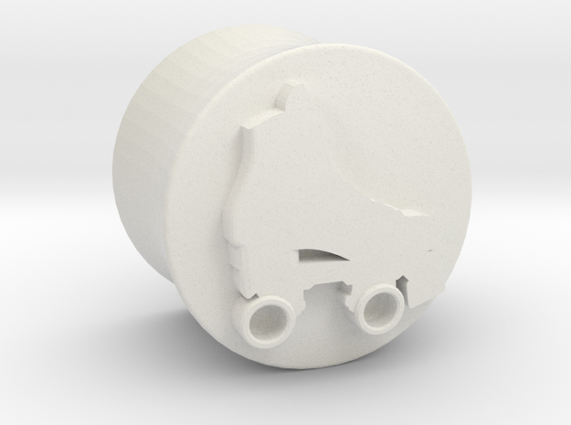 Derby plug in White Strong & Flexible