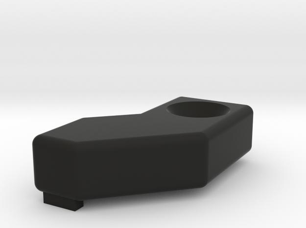 Deranged Deflector in Black Strong & Flexible