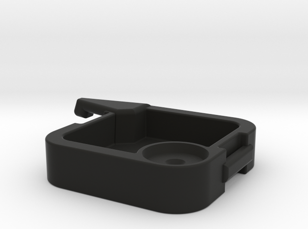 OIL DRAIN PAN in Black Natural Versatile Plastic