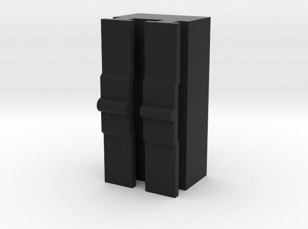 Contour / VholdR Tripod Mount Adapter in Black Natural Versatile Plastic