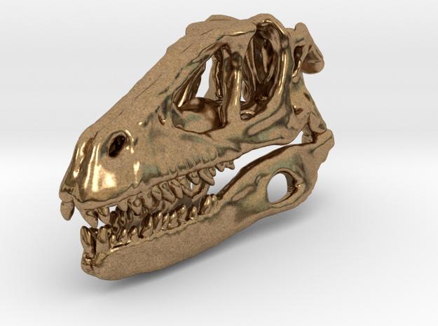 Dinosaur Skull 30mm pendant