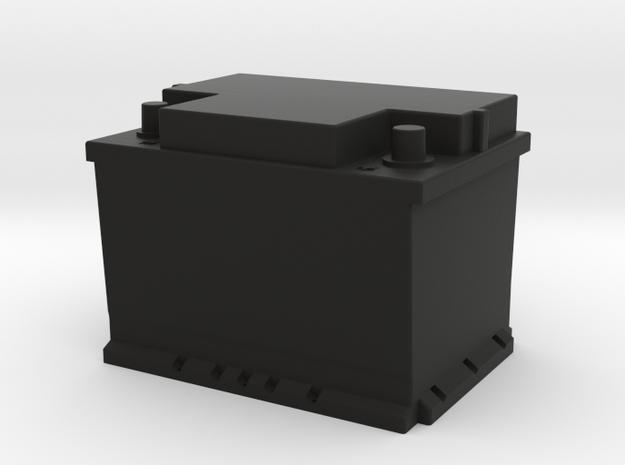 Battery 12V - 1/10 in Black Strong & Flexible