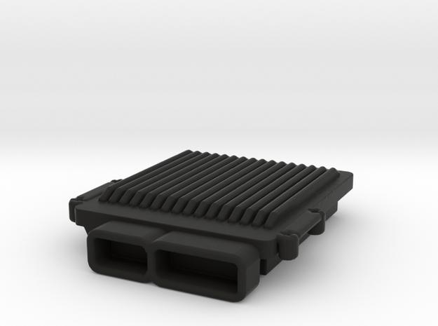 ECU - electronic control unit - 1/10 in Black Natural Versatile Plastic