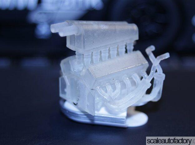 McLaren F1 Engine for Fujimi 3d printed