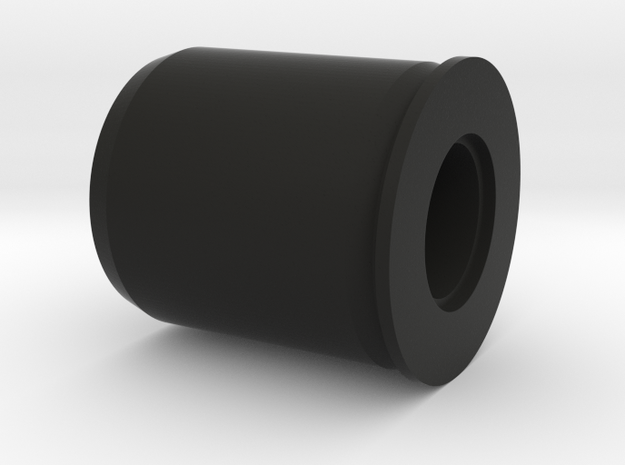 40mm - 20,3mm APS Adapter PROTOTYPE in Black Natural Versatile Plastic