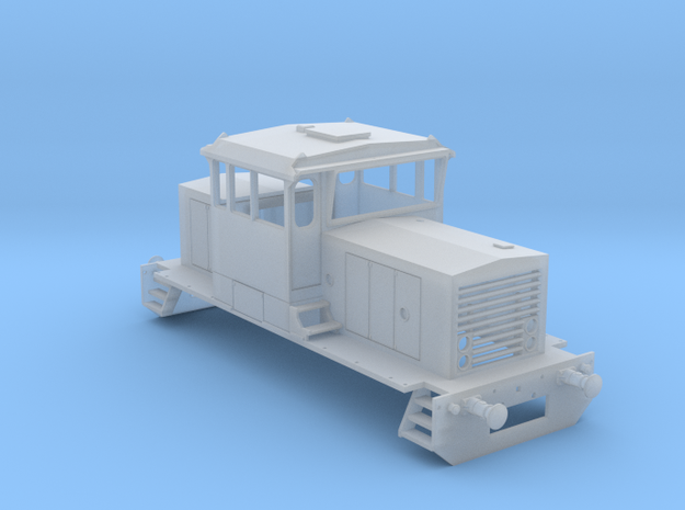 1:87 Z66 in Smooth Fine Detail Plastic
