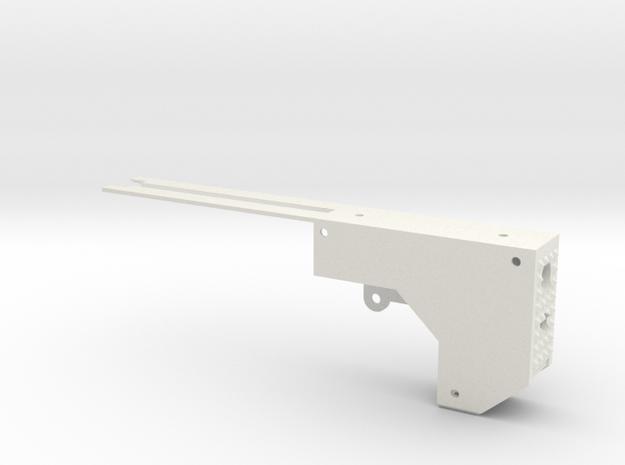 Gladius V1 Main (part 2 of 5) in White Natural Versatile Plastic