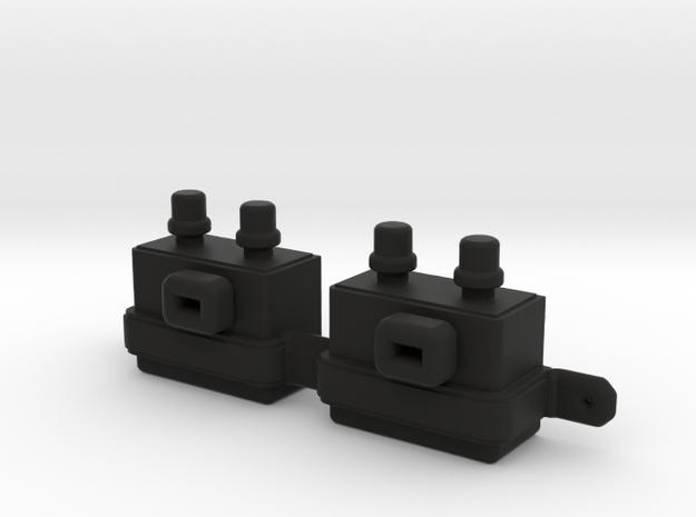 Transistor Ignition - 1/10 in Black Natural Versatile Plastic