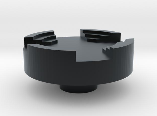 DMS switch knob - Stadium in Black Hi-Def Acrylate
