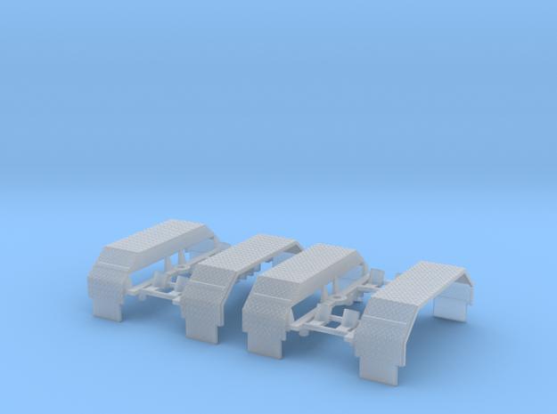 1/87 Kf/U/2ax/e/Tr/new in Smooth Fine Detail Plastic