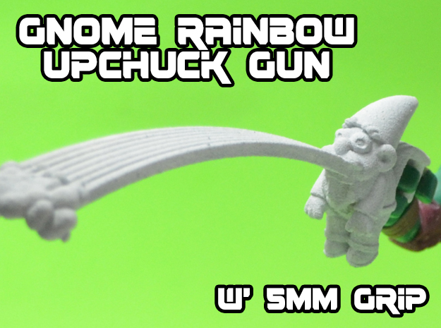 Gnome Rainbow Upchuck-Gun (5mm)