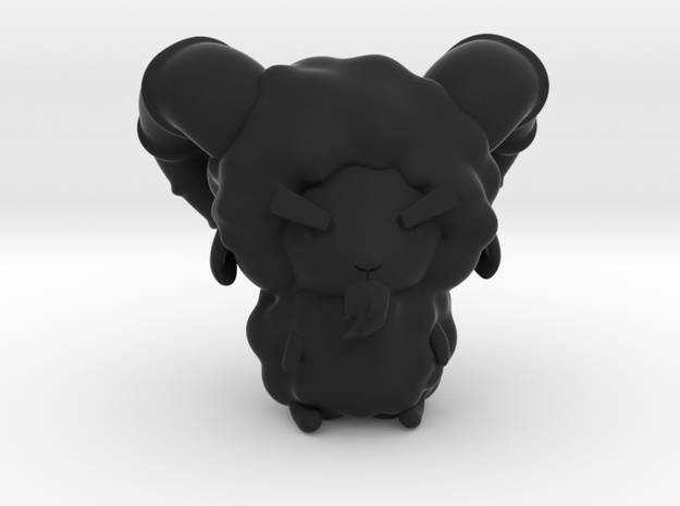 Chibitized! Hades in Black Strong & Flexible: Small
