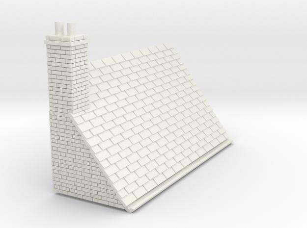 Z-87-lr-comp-l2r-level-roof-lc-nj in White Natural Versatile Plastic