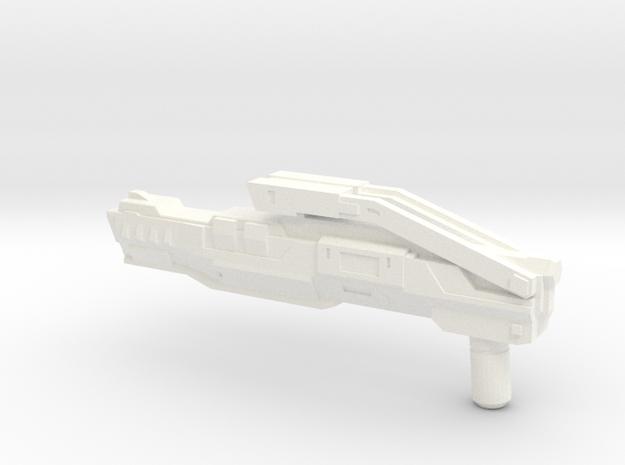 """""""KAZ-12"""" Transformers Weapon (5mm post)"""