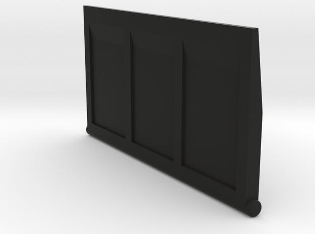 Unimog Hubwagen Klappe 1:32 6/6 in Black Natural Versatile Plastic